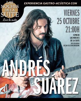 Experiencia Gastroacústica Andrés Suárez